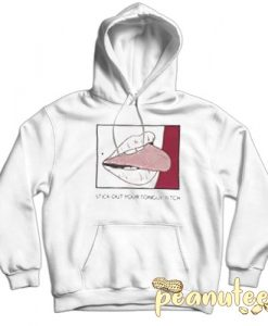 Stick Out Your Tongue Bitch Hoodie