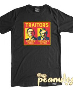 Traitors Ditch Moscow Mitch T Shirt