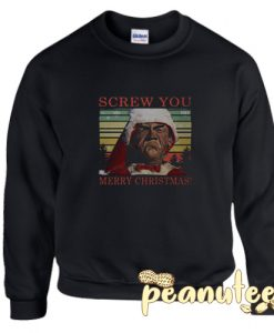 Jeff Dunham Screw You Merry Christmas shirt