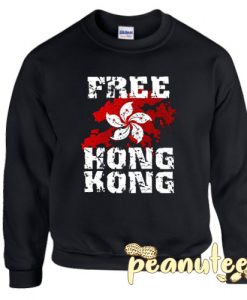Stand With Hong Kong Sweatshirt Men And Women