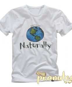 Vintage Earth Day T Shirt