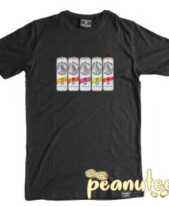 White Claw Beer T Shirt