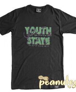 Youth State T Shirt