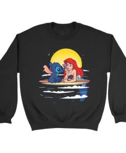 Aloha Mermaid Sweatshirt AY