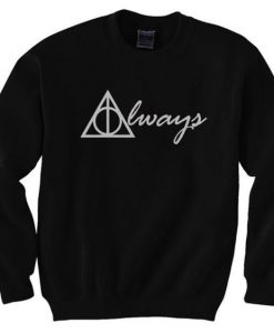 Always Sweater black ay