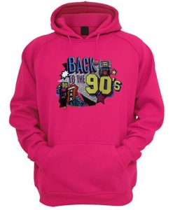 Back To The 90's Hoodie AY