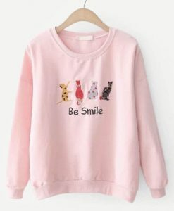 Be Smile Sweatshirt AY