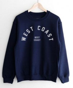 Best Coast Sweatshirt AY