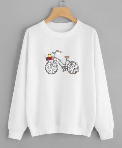 Bicyle Sweatshirt AY
