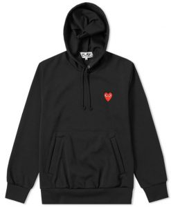 Comme des Garcons Play Pullover Hoody AY