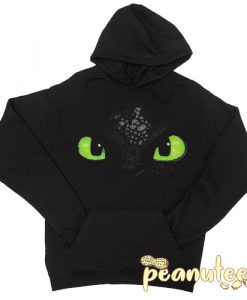 Dreamworks Dragons Toothless faccia Hoodie