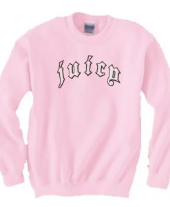 Juicy Graphic Sweatshirt ay