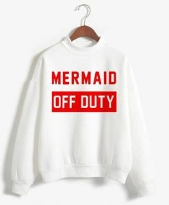 MERMAID SWEATSHHIRT AY