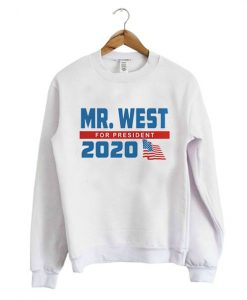 MR.WEST Sweatshirt ay