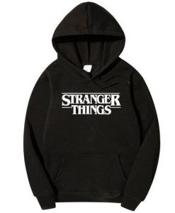 Men Cotton Clothes Stranger Things Hoodie AY