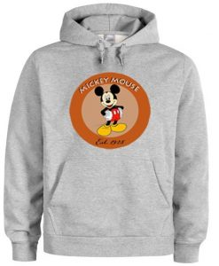 Mickey Mouse Hoodie AY