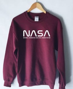 NASA Space Sweatshirt AY