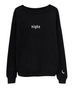 NIGHT SWEATSHIRT AY