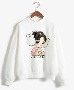 New Arrival Stray Kids SweatShirt AY