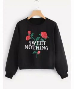 Sweet Nothing SweatShirt AY