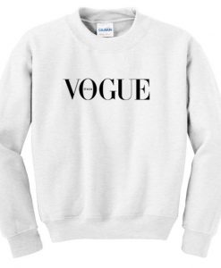 Vogue Sweatshirt AY
