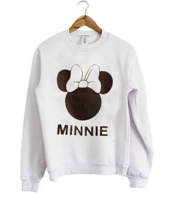 minnie mouse Sweatshirt ay