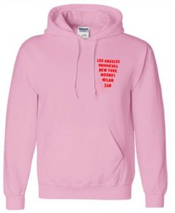 Country Of Dream Hoodie AY