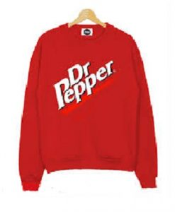 DR Pepper Logo Sweatshirt AY