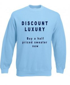 Discount luxury sweatshirt ay