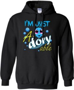 Disney Dory Fish Just Adorable Hoodie AY