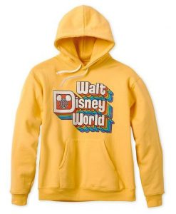 Disney World Retro Hoodie AY