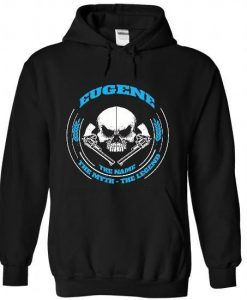EUGENE The Name The My th The Legend Hoodie AY