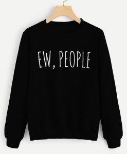 EW PEOPLE SWEATSHIRT AY