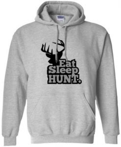 Eat Sleep Hunt Hoodie AY