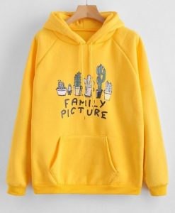 Family Picture Hoodie AY