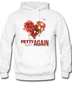 Fetty Wap Again Graphic Hoodie AY