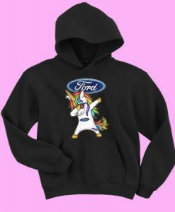 Ford Unicorn Dabbing Sweatshirt and Hoodie AY