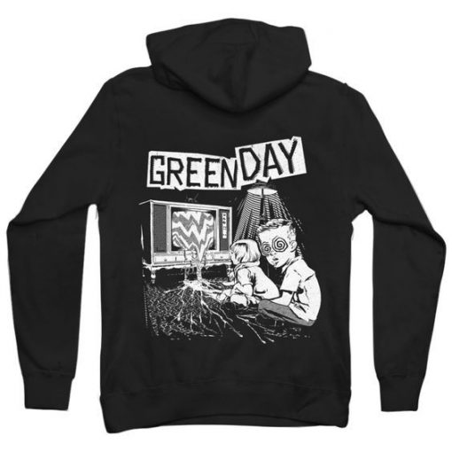 Green day Concert Hoodie AY
