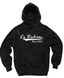 La Madrina Godmother Baptism Hoody AY