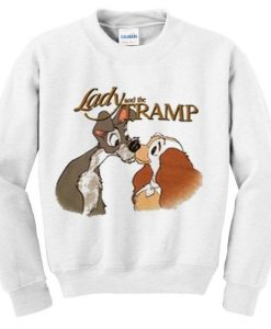 Lady and the tramp sweatshirt ay