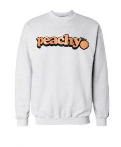 Peachy Sweatshirt AY