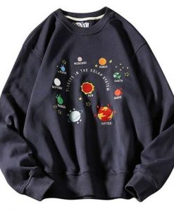 Planet Sweatshirt AY