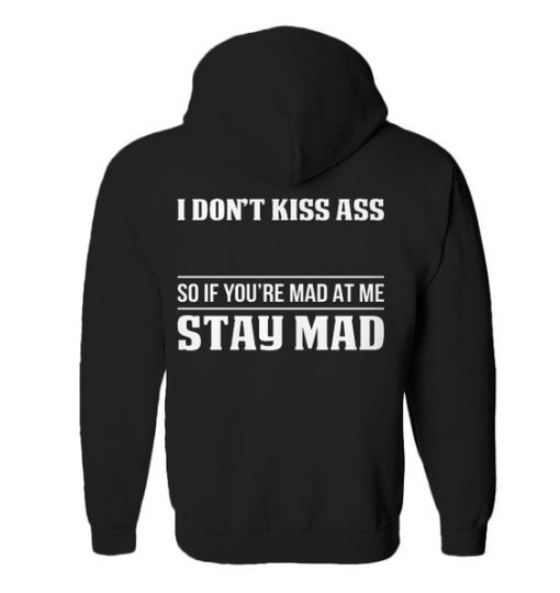 So If You Are Mad At Me AY