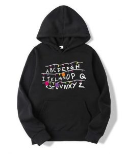 Stranger Things Hooded Mens Hoodies ay