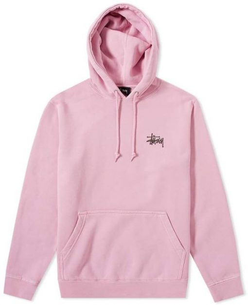 Stussy Basic Pigment Dyed Hoody AY