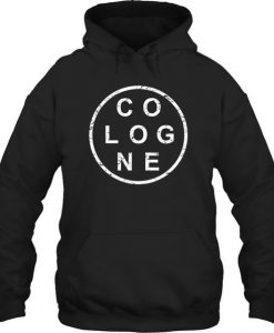 Stylish Cologne HOODIE AY