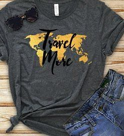 Travel t shirt AY