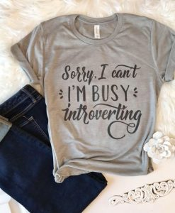 Introvert T-Shirt, AY