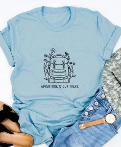 Adventure Is Out There T-Shirt AY