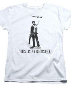 Army Of Darkness Boomstick Women's T-Shirt AY